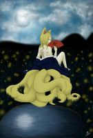 TBK - Kyuubi by MUTE-sk3tch3s