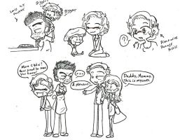 BBC Sherlock: Met the Family by GDI1