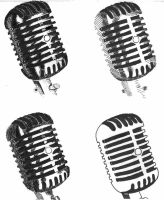 Microphones by cfetherston