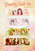 [SHARING PACK #2] HELLO SUMMER 2014 !! by NghiAshley201