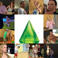 My Sims Collage by missxmello