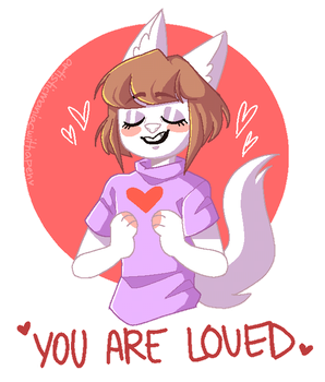 Love you a lot fam by ManiacWithAPen