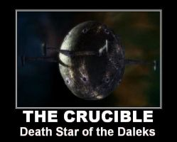 The Crucible by DoctorWhoOne