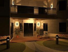 3D Architectural by yashmeet135