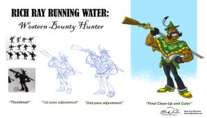 RichRayRunningwaterColorCorrections by mbosn