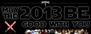 May the 2013 be good with you by Alpner
