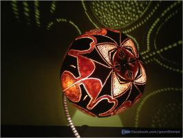 Table lamp II by gourdlight