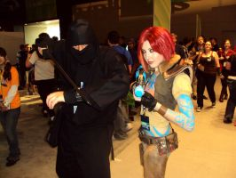 PAX  2012 - Sneaky Ninja is Sneaky by Tarah-Rex