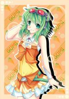 GUMI Megpoid by AngelicsMana