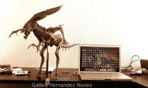 ALIEN QUEE 1:6 by GalileoN