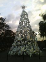 Large Christmas Tree by JemTorres2k15