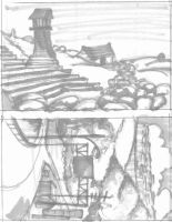 Landscape Sketches 02 by westernphilosopher