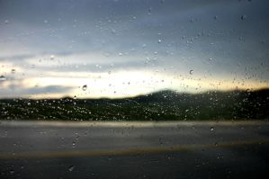 A Rainy View, A Beautiful View by Kelsey-Brown