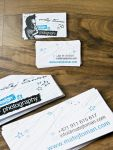 my new business cards.. by mat3jko