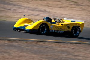 1968 McLaren M6B by SharkHarrington