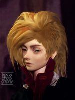 The wig by lajvio