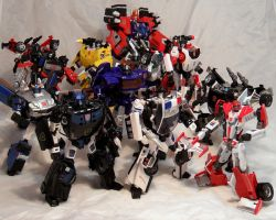Project:Diaclone by Spurt-Reynolds