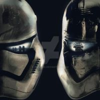 2 Stormtroppers by icelogic