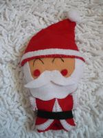 Santa Doll by My-Friends-Are-Owls
