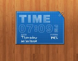 Time Note Widget for xwidget by jimking