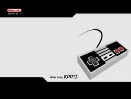 Know Your Roots - NES by Jetrel