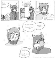World of Tails - chapter1 pg3 by KakeruOgami