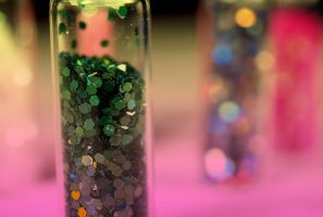 bottles with glitter by AdrianaKH-75