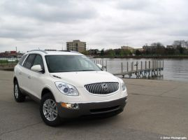 2008 Buick Enclave by thetoad01