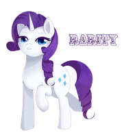 Rarity by BubblesTea