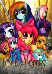 The Lord of The Ponies by LavosVsBahamut