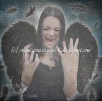 All My Pain Turn To Rage by EvanescentAngel666
