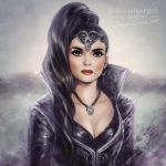 Once Upon a Time: Regina by daekazu