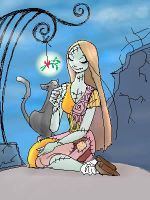 honi-honi under the mistletoe by shibu