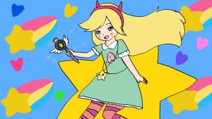 I'm A Magical Princess From Another Dimension! by MemoryThiefChild