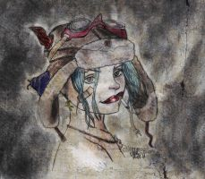 Tank Girl edit by MizukiZOMBIE