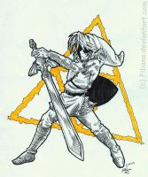 Fight for Triforce... by Filiana