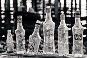 Broken Bottles by Masisus