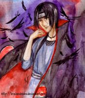 Uchiha Itachi by BraianDream