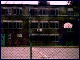 locked down school by drkdestiny