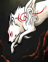 Amaterasu by MoonlightLyanti
