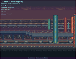 Central Highway CSS by Waluigi-Prower