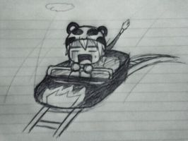 me on a rollercoaster by candy-spazz-tabby