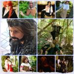 2013 Completed Costumes by cosplay-kitty