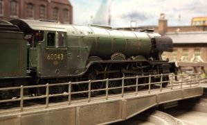 60043 at Haymarket Cross #3 by 2509-Silverlink