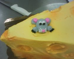 cheesy mouse cake par3 by nlpassions