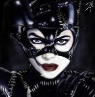 catwomen by DAVE-age