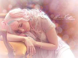 Crazy Candy Bunny VI Sweet Dreams by lajvio