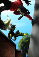 Parkour by ExcessiveExpression