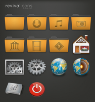 revival icons by ertz