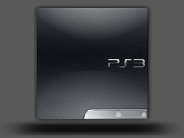 PS3 Slim by Marclicious